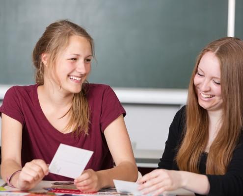 Nette und freundliche Nachhilfelehrer
