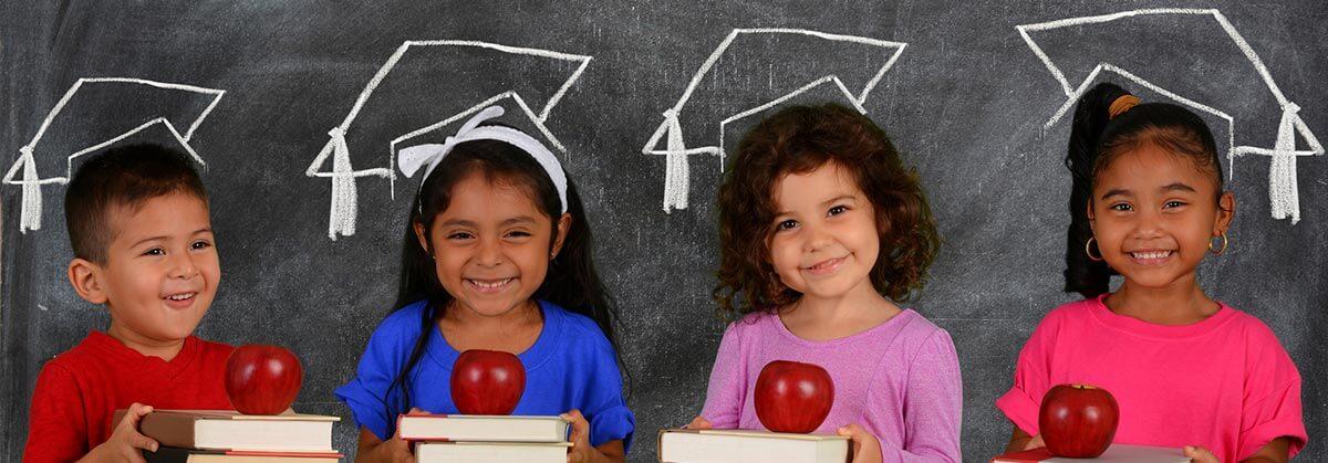 Nachhilfe für Kinder im Grundschulalter