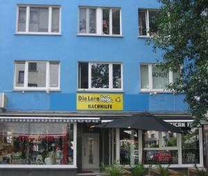 Die Lernhilfe Frankfurt-Bornheim Außenansicht