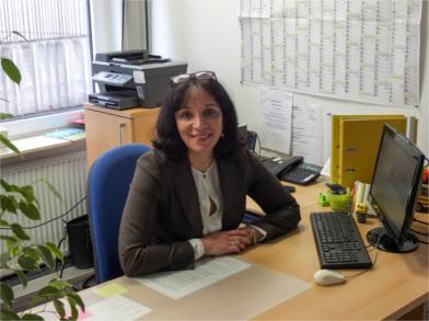 Die Lernhilfe Darmstadt: Anette Vogel