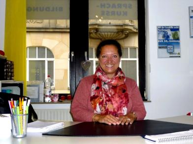 Die Lernhilfe Wiesbaden, Filialleiterin Regine Hackethal