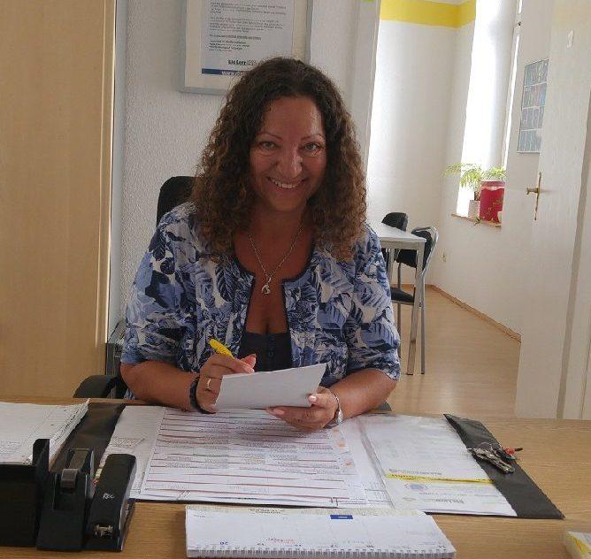 Die Lernhilfe Mainz, Frau Regine Hackethal