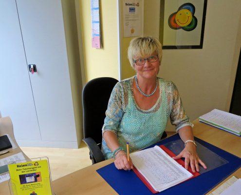Die Lernhilfe Nidderau, Frau Uta Herrmann