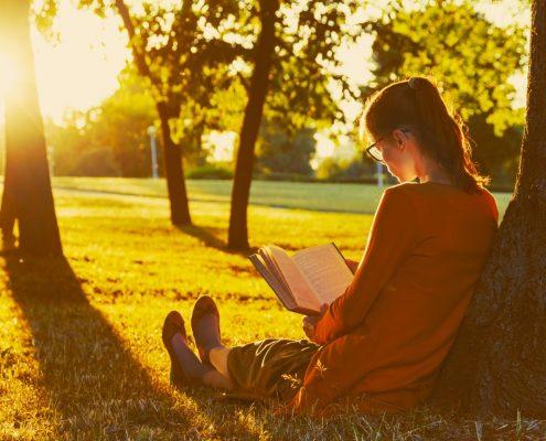 Lesetipps für die Ferien