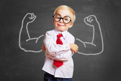 Mit Lernhilfe mehr Selbstbewusstsein